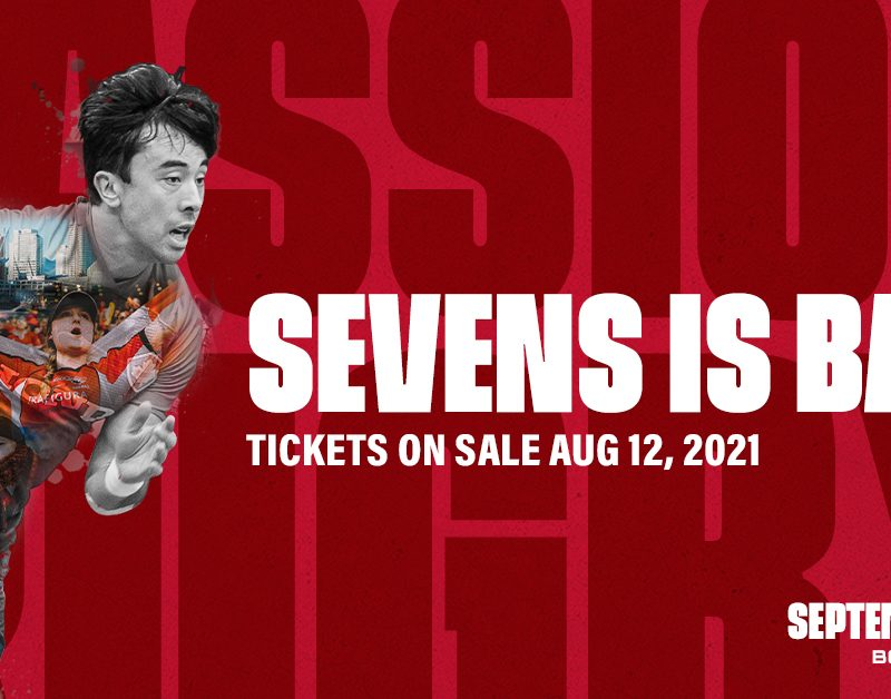 Tickets for HSBC Canada Sevens Vancouver to go on-sale August 12th