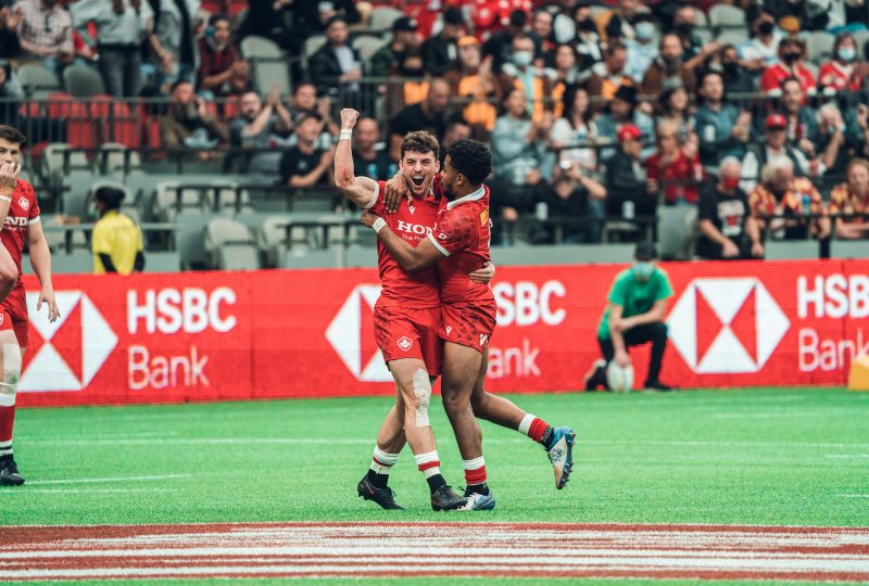 HSBC World Rugby Sevens Series returns with a bang in Vancouver
