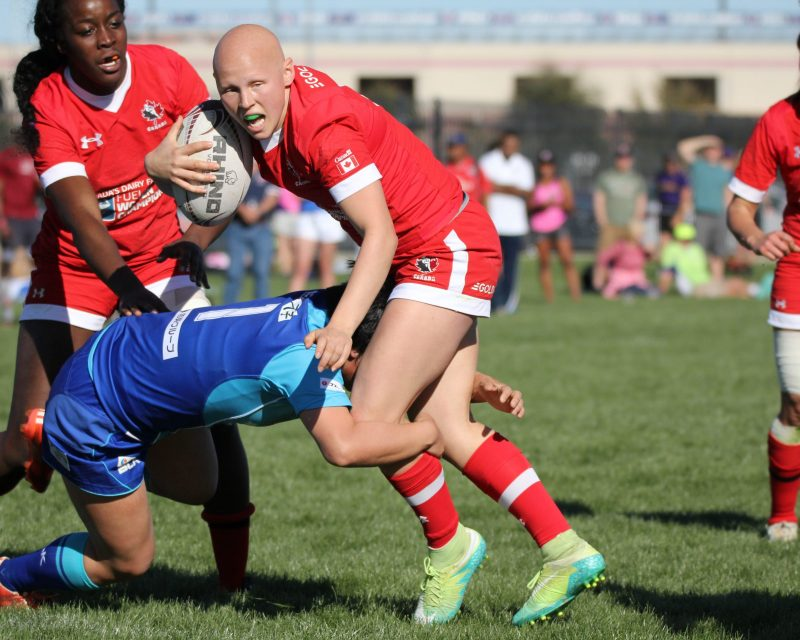 CANADA ANNOUNCES WOMEN'S 7s ROSTER FOR HSBC CANADA SEVENS VANCOUVER